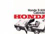 Honda S600 Duitsland