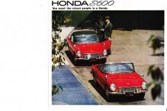 Honda S600 Japan