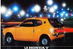 Honda Z600 Frankrijk