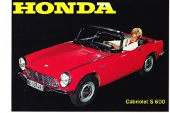 Honda S600 Zwitserland