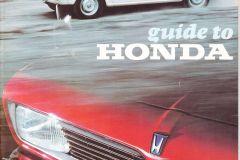 Guide to Honda