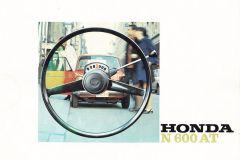 Honda N600 automaat België