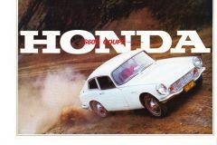Honda S600 coupe Japan