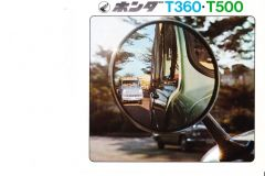 Honda T360/500 folder